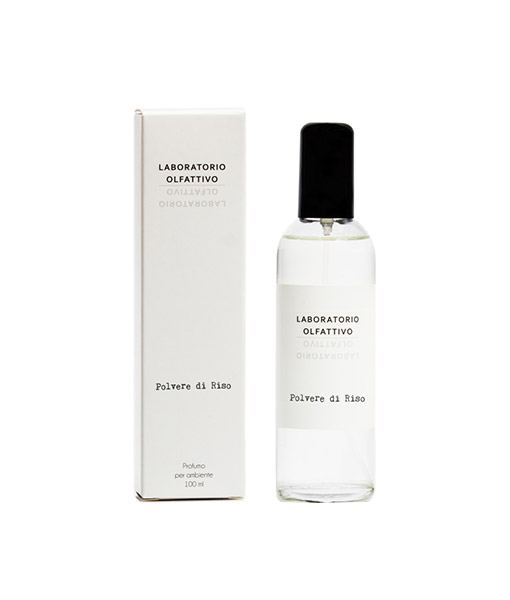 Image of   Laboratorio Olfattivo Polvere di Riso Room spray 100 ml