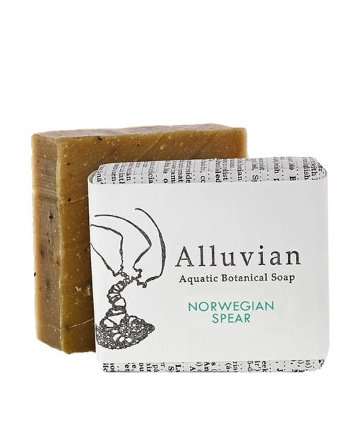 Image of Alluvian Norwegian Spear Bar Soap 99,2 g