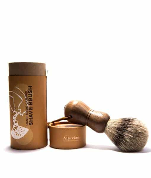 Image of Alluvian American Walnut - Shaving Brush