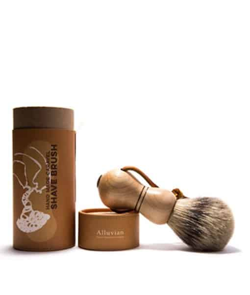 Image of   Alluvian Sugar Maple - Shaving Brush