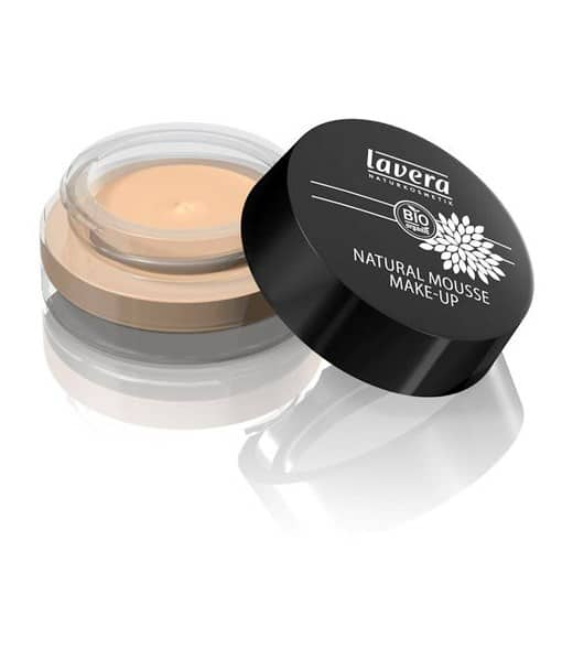 Image of   Lavera Naturkosmetik - Natural Mousse Ivory 01