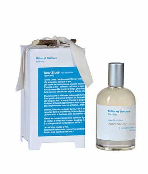 Image of   Miller et Bertaux - New Study Postcard Eau de Parfum 100 ml