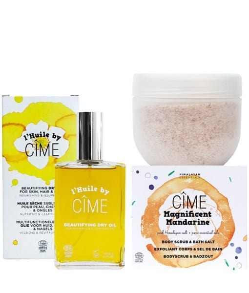 Image of   Cîme Skincare Den ultimative kropspleje
