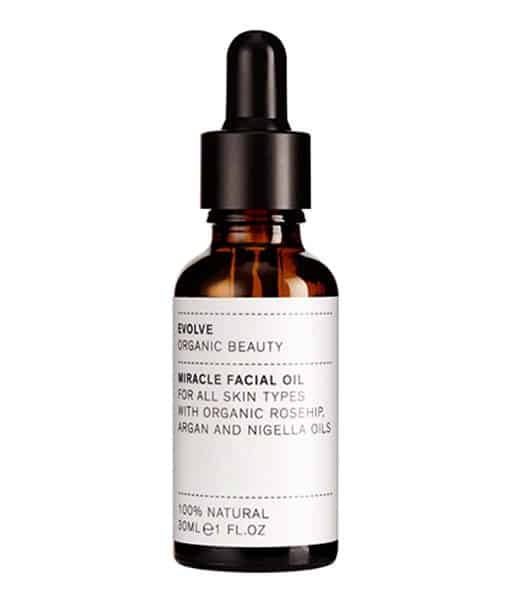 Image of   Evolve Organic Beauty Miracle Facial Oil 30 ml