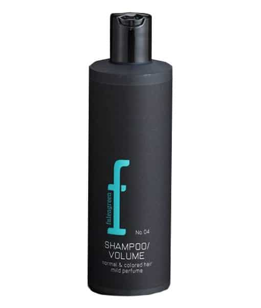Image of   By Falengreen No. 04 Volume Shampoo normalt & farvet hår - mild perfume