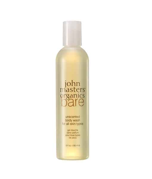 Image of   John Masters Organics Bare Unscented Body Wash 236 ml