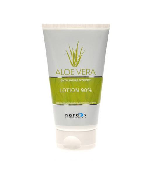 Image of Aloe Vera lotion 90% 150 ml