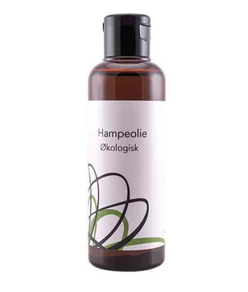 Image of   Fischer Pure Nature Hampeolie 100% Økologisk 100 ml