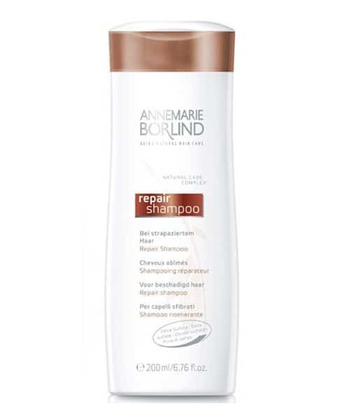 Image of   Annemarie Börlind Shampoo repair til stresset/skadet hår 200 ml