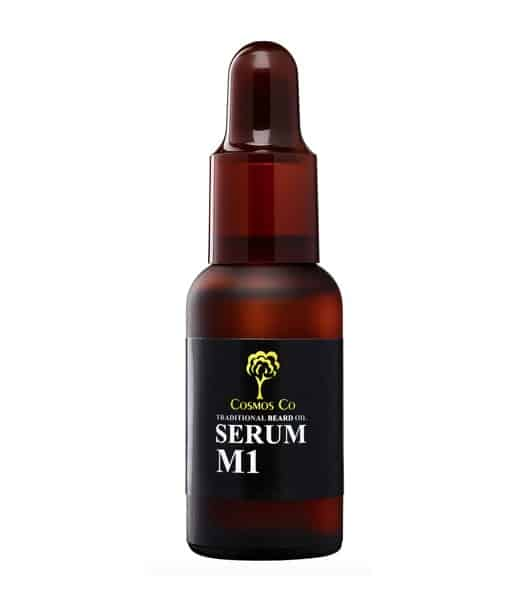 Image of   Cosmos Co Skægolie Serum M1 30 ml