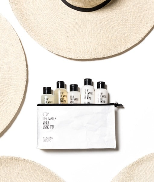 Stop The Water While Using Me! All Natural Travel Kit 5 x 60ml  -  Kampagnepris