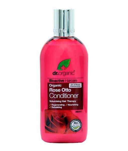 Image of   Dr. Organic Rose Otto Conditioner 265 ml