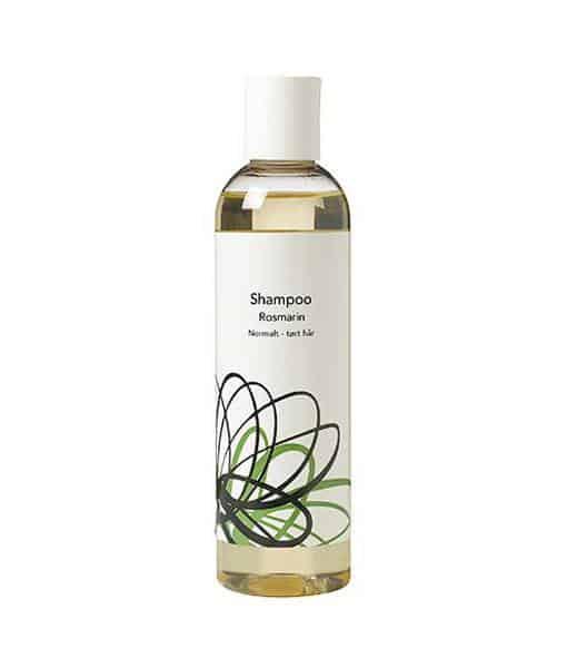 Fischer Pure Nature Rosmarin Shampoo Normalt - Tørt hår 250 ml