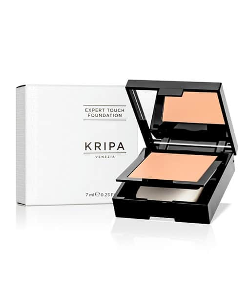 Image of   Kripa Venezia Expert Touch Foundation 20 Light Beige 7ml