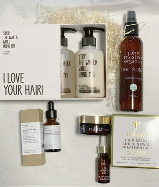 Image of   Adventskalender 4 - Love your hair