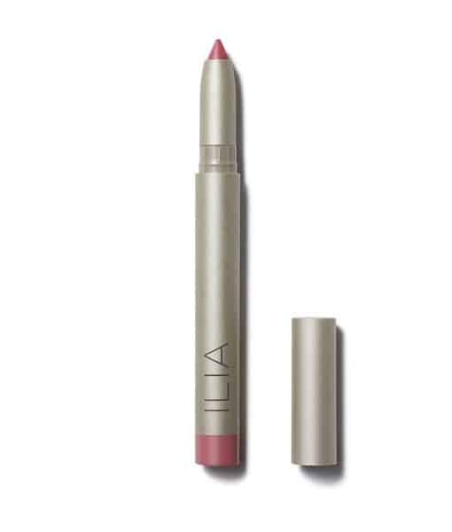 Image of   ILIA satin cream Lip crayon - Tainted Love