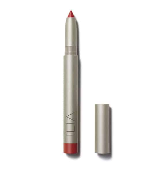 Image of   ILIA satin cream Lip crayon - Transmission