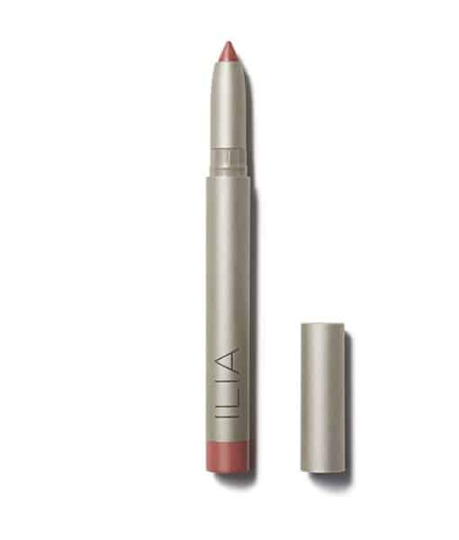 Image of   ILIA satin cream Lip crayon - Walk This Way