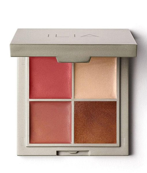 Image of   ILIA Essential Face Palette - Summer Illuminators & Multisticks
