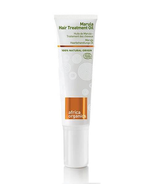Image of   Africa Organics Øko Marula hårolie tørt hår 50 ml