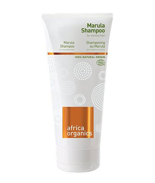 Image of Africa Organics Shampoo Marula TRAVEL 40 ml