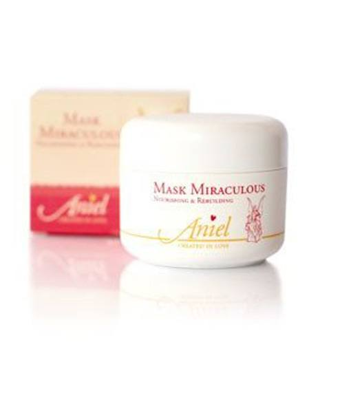 Image of   Aniel Mask - Miraculous Nourishing & Rebuilding REN natur 50ml
