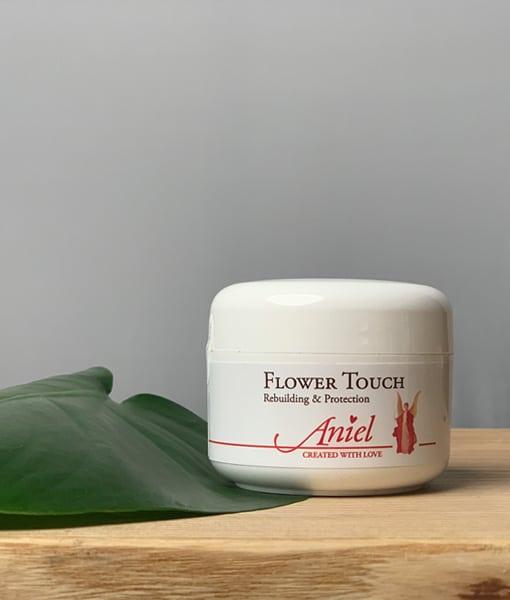 Image of   Aniel Flower Touch Creme - Fugtighedsbevarende & let mod rynker 50m