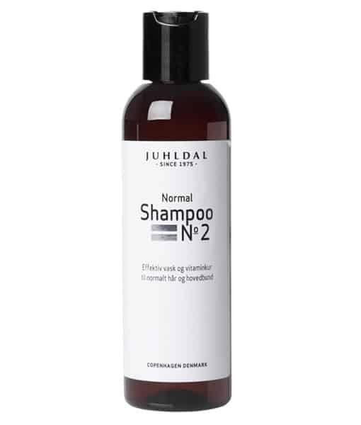Juhldal Shampoo No 2 normalt hår 200 ml
